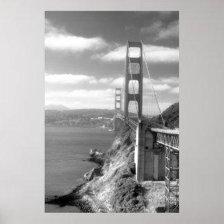 Golden Gate Bridge print/poster Poster