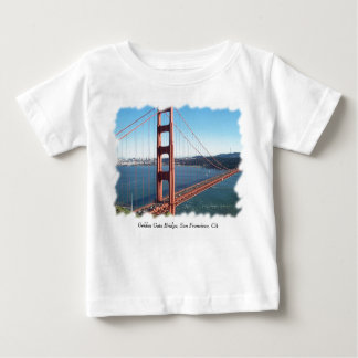 Golden Gate Bridge, San Francisco Baby T-Shirt