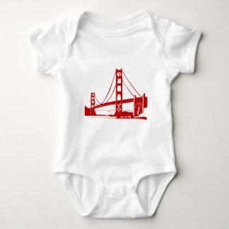 Golden Gate Bridge - San Francisco, CA Baby Bodysuit