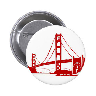 Golden Gate Bridge - San Francisco, CA Pin