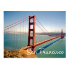 Golden Gate Bridge San Francisco CA  Postcard