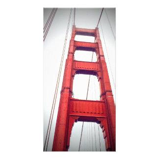 Golden Gate Bridge - San Francisco, CA USA Photo Cards