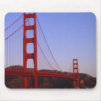Golden Gate Bridge, San Francisco, California, 2 Mouse Mat