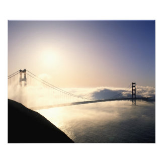 Golden Gate Bridge, San Francisco, California, 2 Photograph