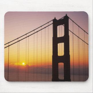Golden Gate Bridge, San Francisco, California, 3 Mouse Pad