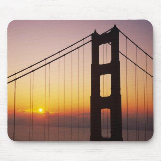 Golden Gate Bridge, San Francisco, California, 3 Mousepad