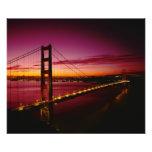 Golden Gate Bridge, San Francisco, California, 3 Photographic Print