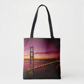 Golden Gate Bridge, San Francisco, California 3 Tote Bag