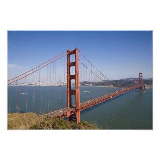 Golden Gate Bridge, San Francisco, California, 5 Art Photo