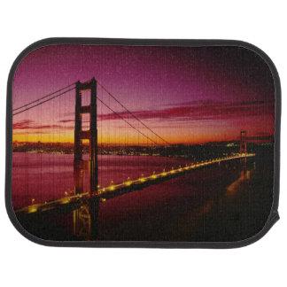 Golden Gate Bridge, San Francisco, California, 5 Car Mat