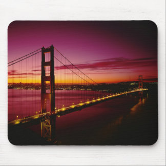 Golden Gate Bridge, San Francisco, California, 5 Mouse Mat