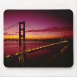 Golden Gate Bridge, San Francisco, California, 5 Mouse Pads