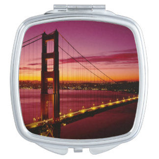 Golden Gate Bridge, San Francisco, California, 5 Vanity Mirror