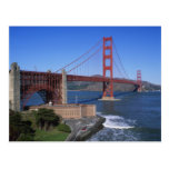 Golden Gate Bridge, San Francisco, California, 8 Postcard