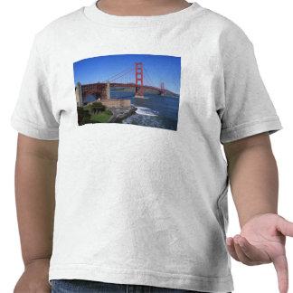 Golden Gate Bridge, San Francisco, California, 8 T-shirts