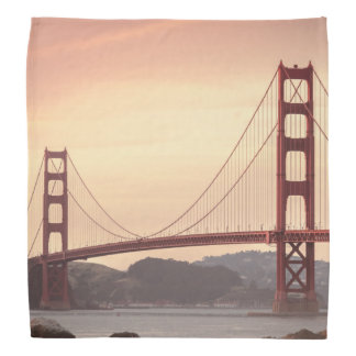 Golden Gate Bridge San Francisco California Bandana