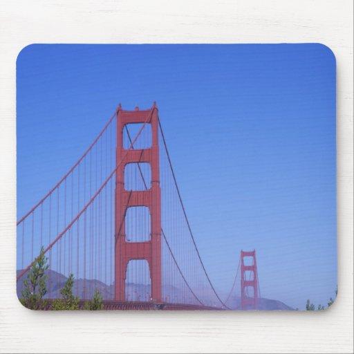 Golden Gate Bridge, San Francisco, California, Mousepad