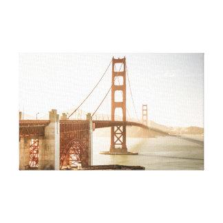 Golden Gate Bridge San Francisco Canvas Print