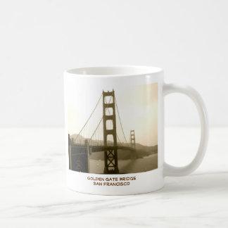 Golden Gate Bridge San Francisco Coffee Mug