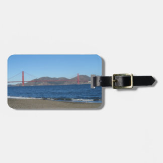 Golden Gate Bridge- San Francisco Luggage Tag