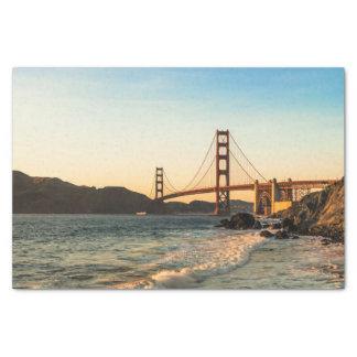 Golden Gate Bridge, San Francisco Tissue Paper