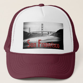 Golden Gate Bridge, San Francisco Trucker Hat