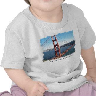 Golden Gate Bridge, San Francisco Tshirt