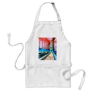 Golden Gate Bridge Standard Apron