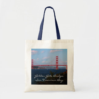 Golden Gate Bridge Totebag Budget Tote Bag