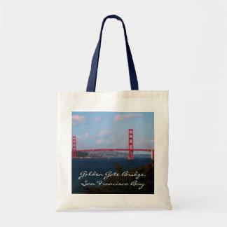 Golden Gate Bridge Totebag Budget Tote Bag