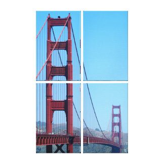 Golden Gate Gallery Wrapped Canvas