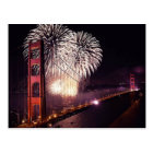 Golden Gate Celebrate 75th Anniversary PostCards