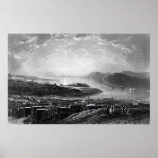 Golden Gate, from Telegraph Hill Poster