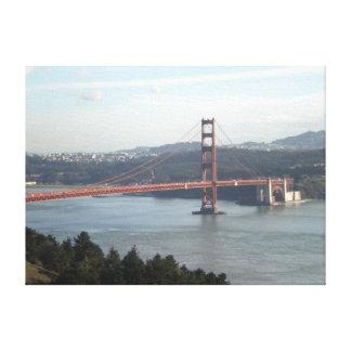 Golden Gate Gallery Wrap Canvas
