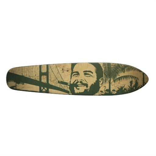 Golden Gate Guevara 19.7 Cm Skateboard Deck