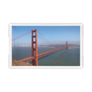 Golden Gate National Recreation area Acrylic Tray
