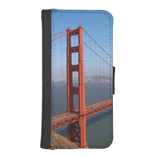 Golden Gate National Recreation area iPhone SE/5/5s Wallet Case