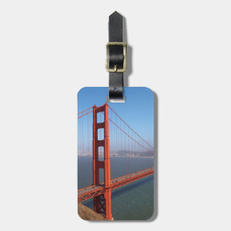 Golden Gate National Recreation area Luggage Tag