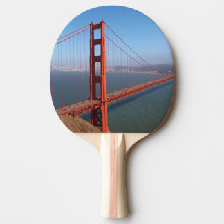 Golden Gate National Recreation area Ping Pong Paddle