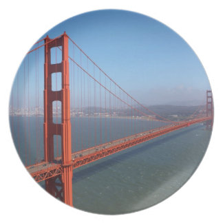 Golden Gate National Recreation area Plate