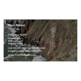 Golden Gate Nat'l Recreation Area - Coastal View P Pack Of Standard Business Cards