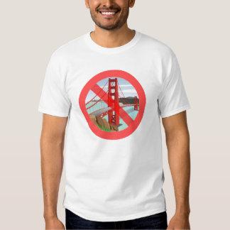 Golden Gate, Not! Shirt