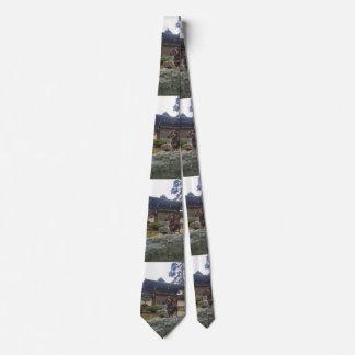 Golden Gate park Tie