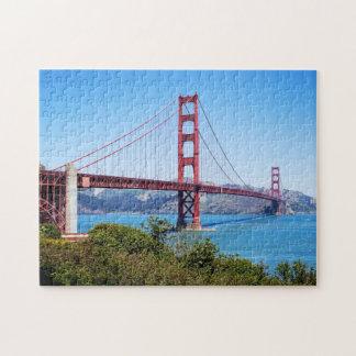 Golden Gate Puzzle