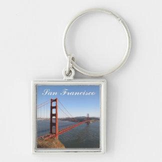 Golden Gate, San Francisco Keychain