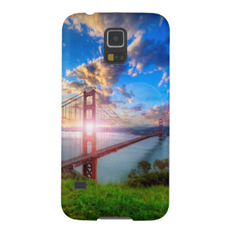 Golden Gate Sunrise Cases For Galaxy S5