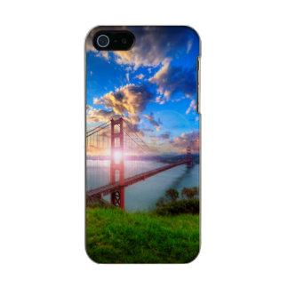 Golden Gate Sunrise Incipio Feather® Shine iPhone 5 Case