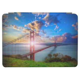 Golden Gate Sunrise iPad Air Cover