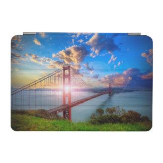 Golden Gate Sunrise iPad Mini Cover
