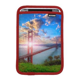 Golden Gate Sunrise iPad Mini Sleeve